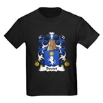 Boutet Family Crest Kids Dark T-Shirt