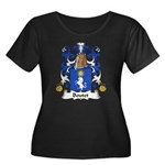 Boutet Family Crest Women's Plus Size Scoop Neck D