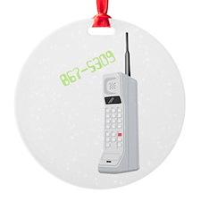 867-5309 Ornament