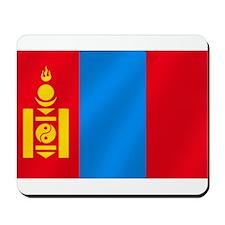 Flag of Mongolia Mousepad