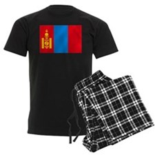 Flag of Mongolia Pajamas