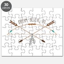 Dream Believe Do Puzzle
