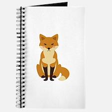 Cute Fox Journal