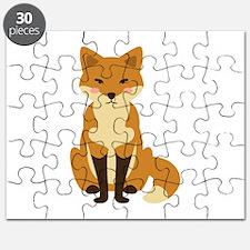 Cute Fox Puzzle