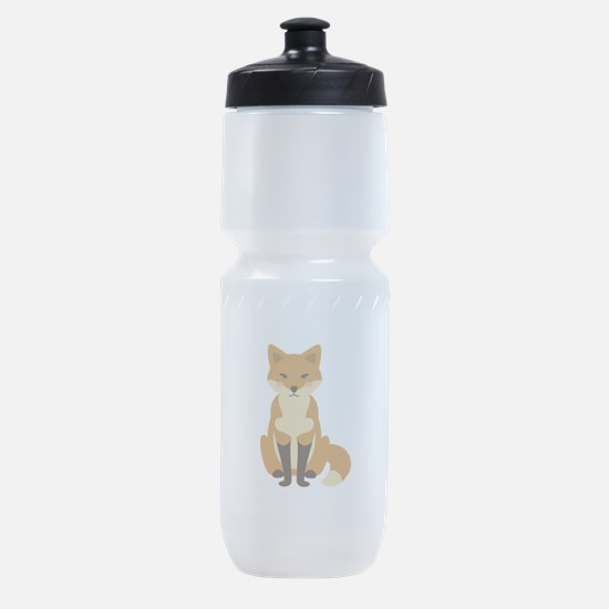 Cute Fox Sports Bottle