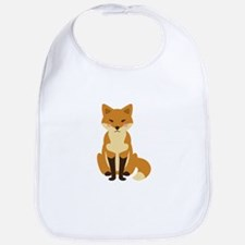Cute Fox Bib
