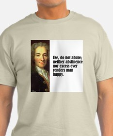 "Voltaire ""Use"" T-Shirt"