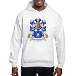 Bourguignon Family Crest Hooded Sweatshirt