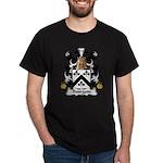 Bourgoin Family Crest Dark T-Shirt