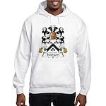 Bourgoin Family Crest Hooded Sweatshirt