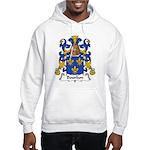 Bourbon Family Crest Hooded Sweatshirt