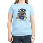 Bourbon Family Crest Women's Light T-Shirt