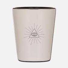 All Seeing Eye Of Providence Symbol Freemason Shot