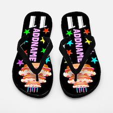 11th Celebration Flip Flops