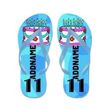 Fantastic 11th Flip Flops