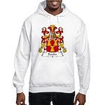 Boulin Family Crest Hooded Sweatshirt