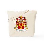Boulin Family Crest Tote Bag