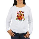 Boulin Family Crest Women's Long Sleeve T-Shirt