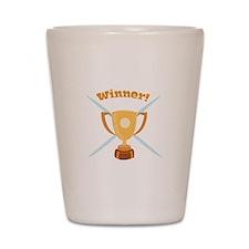 Winner Shot Glass