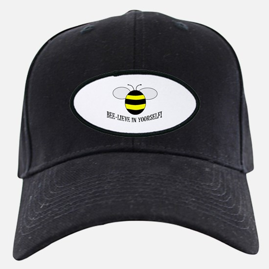 BEE-LIEVE IN YOURSELF! Baseball Hat