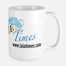 LaLa Times (large mug)
