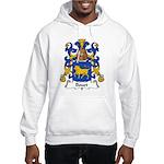 Bouet Family Crest Hooded Sweatshirt