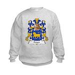 Bouet Family Crest Kids Sweatshirt