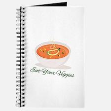 Eat Your Veggies Journal