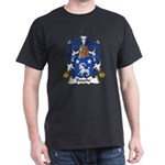 Bouche Family Crest Dark T-Shirt