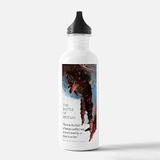 Battle Of Britain Art Water Bottle