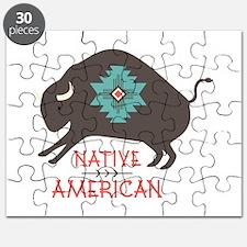 Native American Puzzle