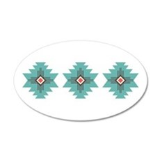 Southwest Native Border Wall Decal