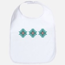 Southwest Native Border Bib
