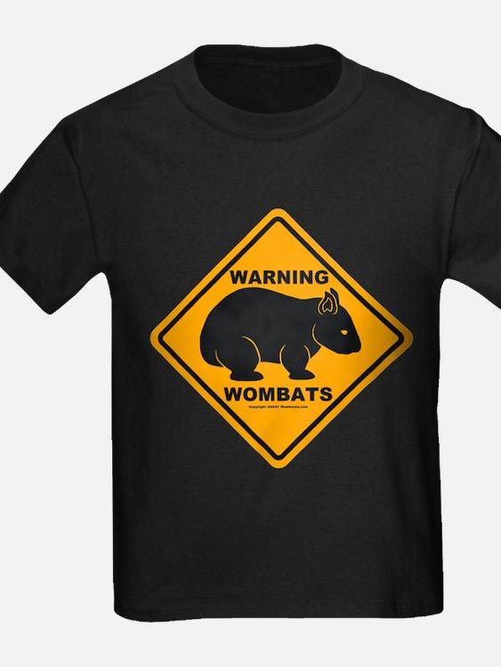 Wombat Warning T