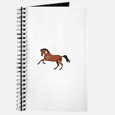 Native American War Horse Journal