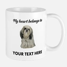 Personalized Shih Tzu Mug