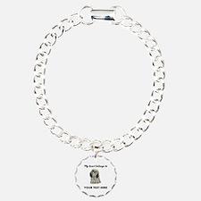 Personalized Shih Tzu Bracelet