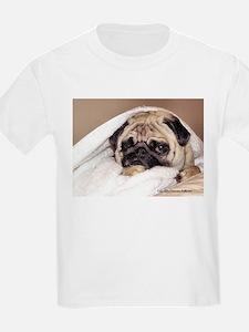 Pug Finley Kids T-Shirt
