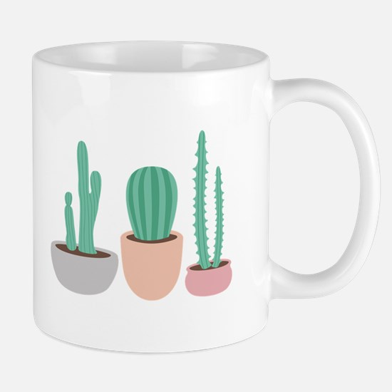 Potted Cactus Desert Plants Mugs