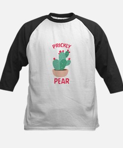 Prickly Pear Cactus Plant Baseball Jersey