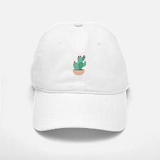 Prickly Pear Cactus Plant Baseball Cap