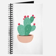 Prickly Pear Cactus Plant Journal