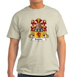 Bonnier Family Crest Light T-Shirt