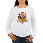Bonnier Family Crest Women's Long Sleeve T-Shirt