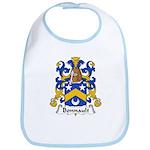 Bonnault Family Crest Bib