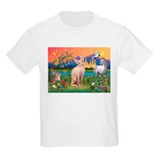 Fantasy Land Sphynx Cat T-Shirt
