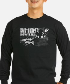 M109 howitzer Long Sleeve T-Shirt