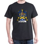 Bonnaire Family Crest  Dark T-Shirt
