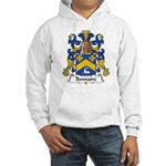 Bonnaire Family Crest Hooded Sweatshirt