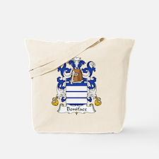 Boniface Family Crest  Tote Bag